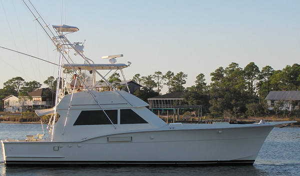 Another Getaway Charter Boat